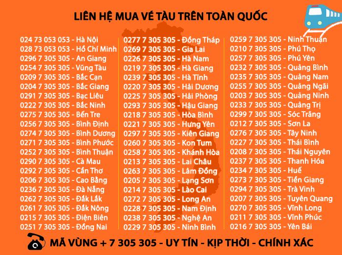 Vé tàu Hà Nội Bắc Giang