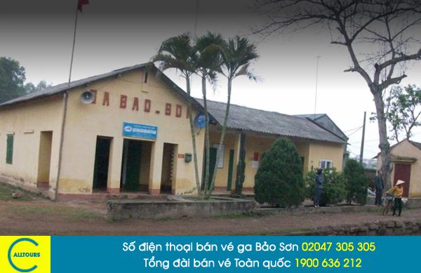 Ga Bảo Sơn